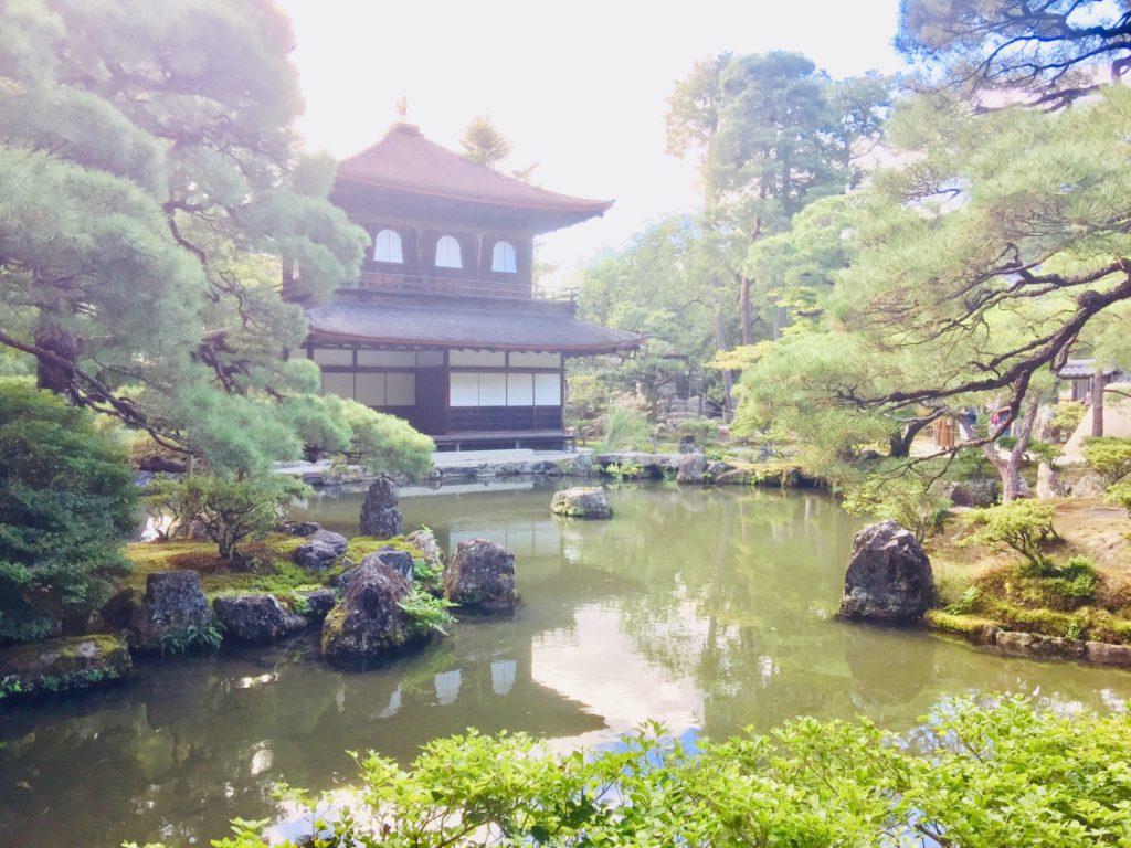 Kyoto - Ginkaku-ji, le Pavillon d'argent