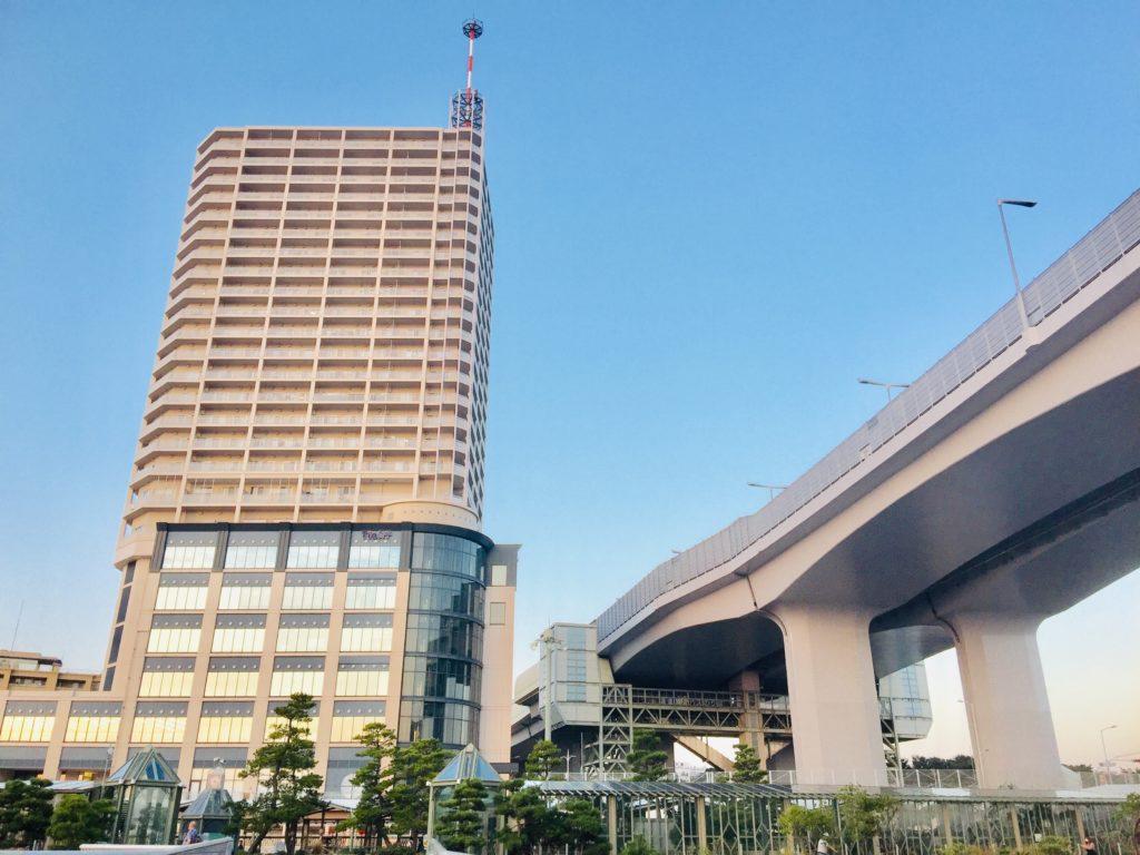 Le grand pont du détroit d'Akashi